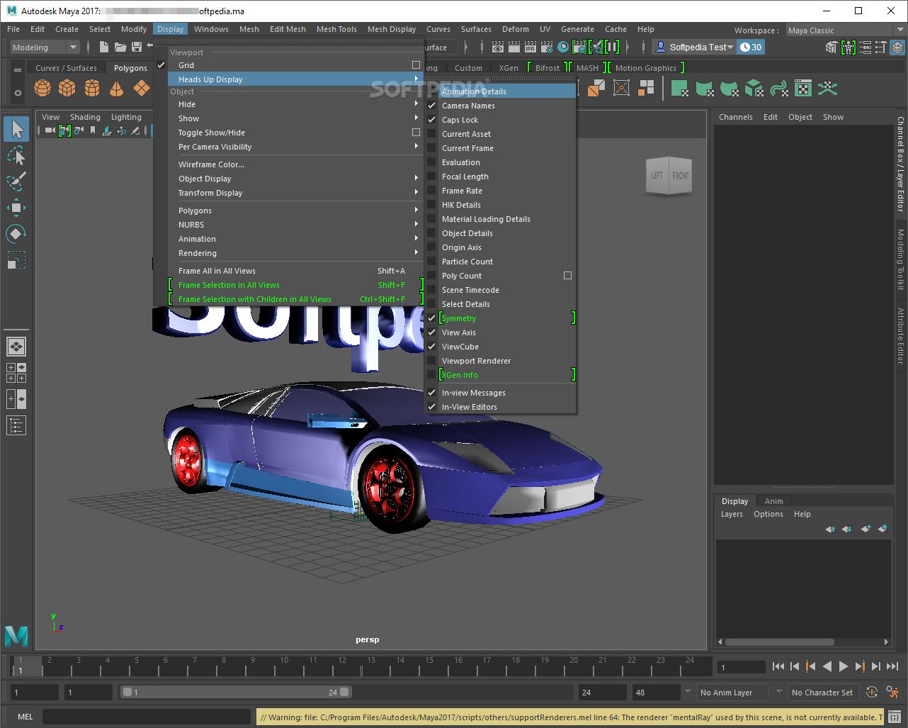 Download Autodesk Maya 2020 2