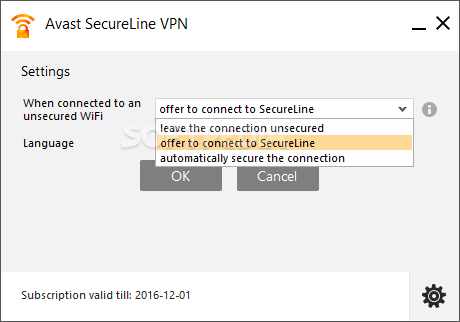avast how to tell if vpn is on