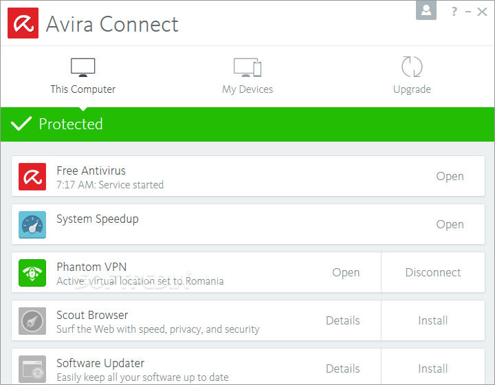 Download Avira Free Security Suite 1 2 121 24663