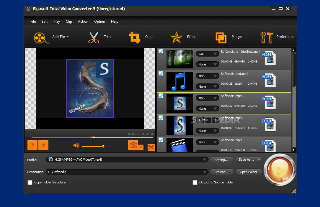 bigasoft total video converter 5 for mac serial number