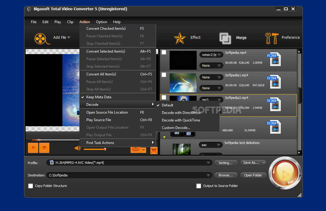 bigasoft total video converter 6 serial number