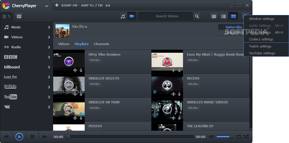 Media Player Classic Home Cinema для Windows …