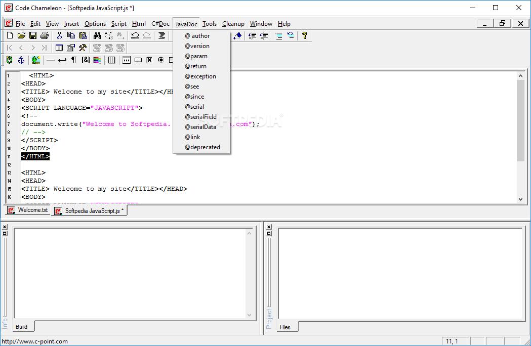 Download Code Chameleon 2 1 Build 2