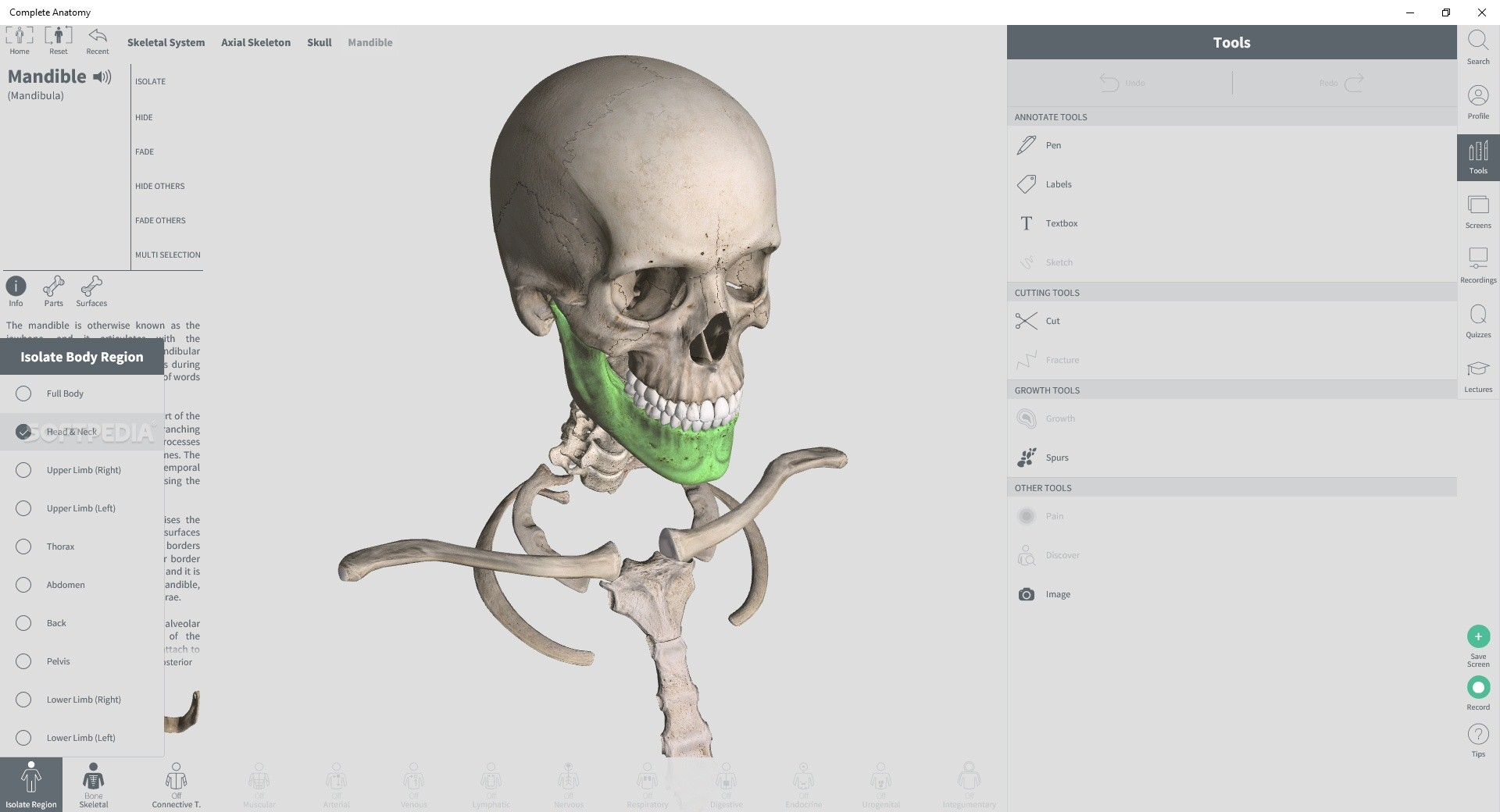 Complete Anatomy 2019 Crack Android