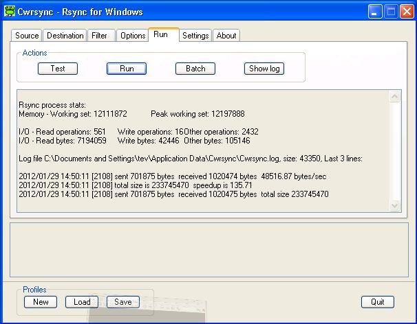 Download cwRsync 6 0 0