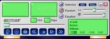 dbpoweramp audio player 2.0 free download