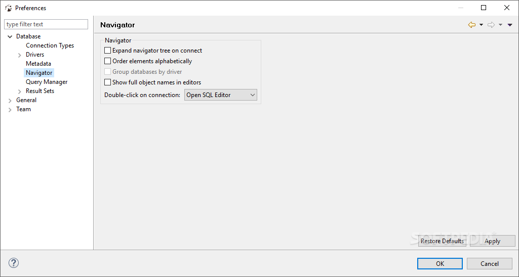 Download DBeaver Portable 6 1 5 / 6 2 0 Early Access