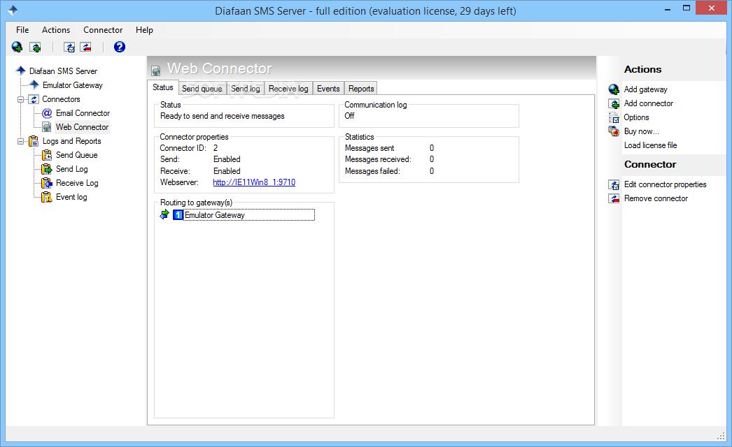 diafaan sms server license file