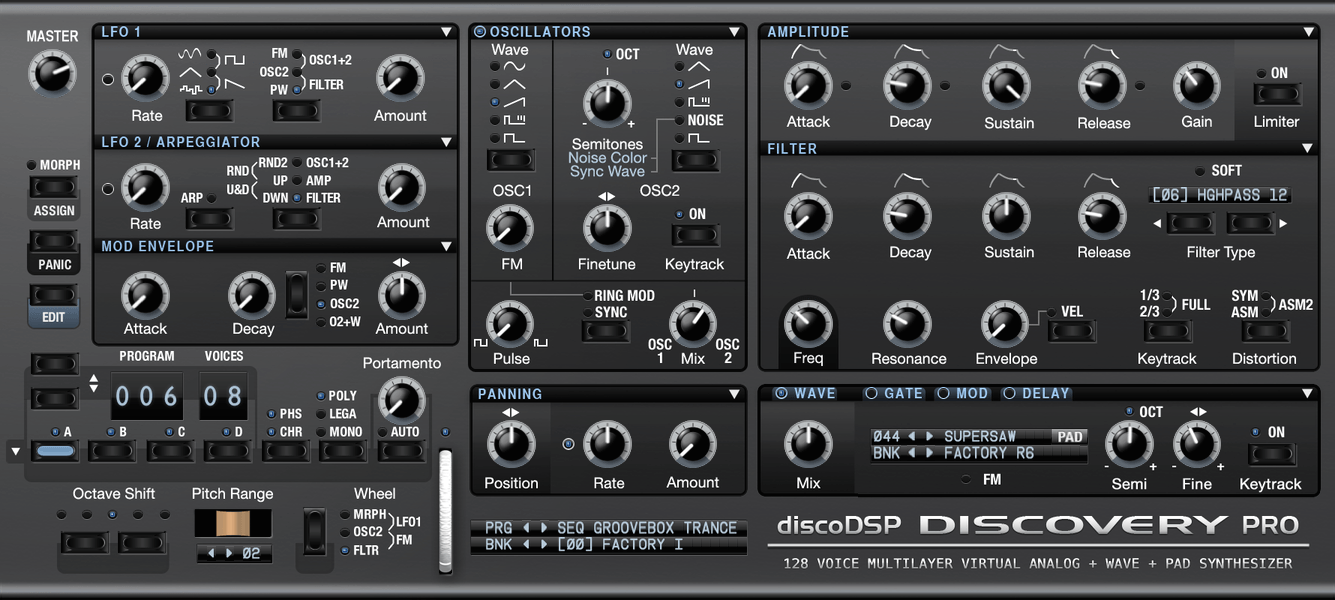 discoDSP Discovery Pro Download