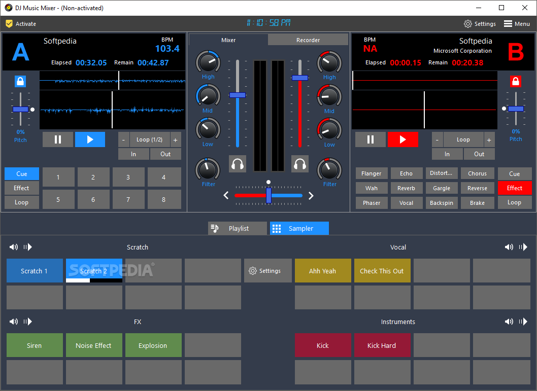 Download DJ Music Mixer 8 1