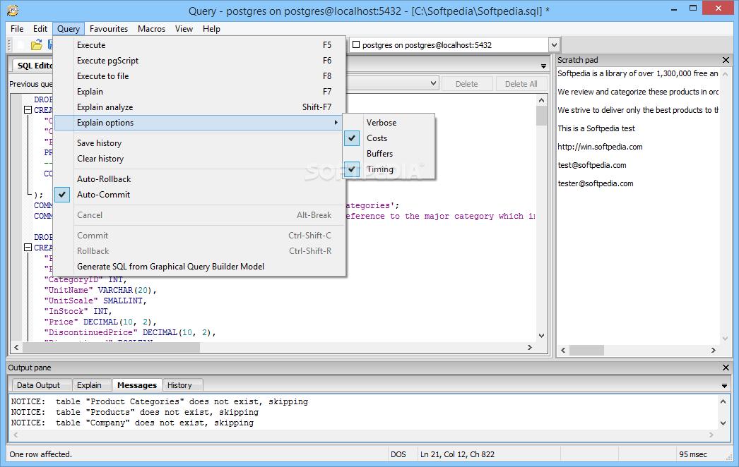Download dotConnect for PostgreSQL Express 7 13 1437