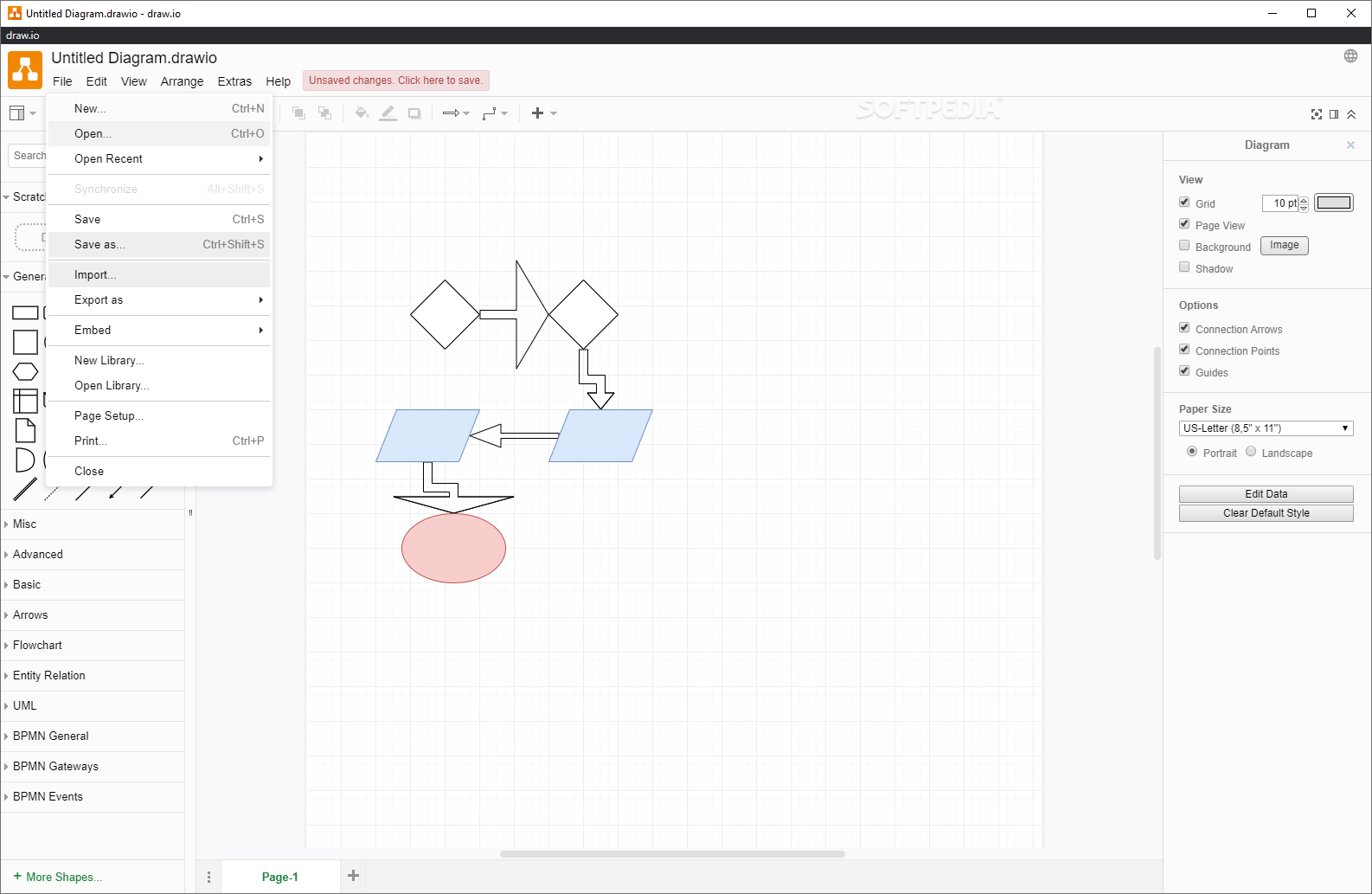 draw io free download for pc