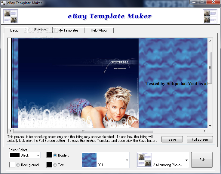 Download EBay Template Maker - Ebay template maker
