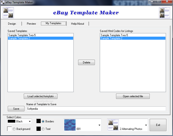 Download EBay Template Maker - Ebay template creator