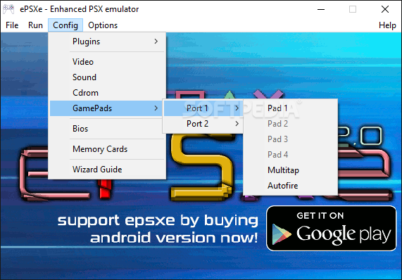 Download ePSXe 2 0 5