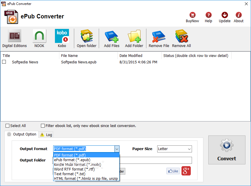 Download ePub Converter 3 19 416 379