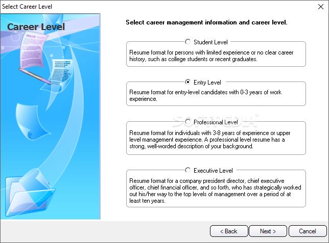 download easy resume creator pro 4 22