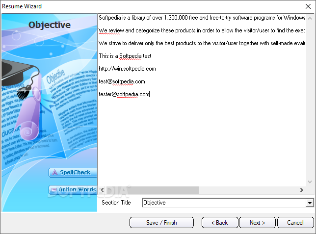 download easy resume creator pro 4 22