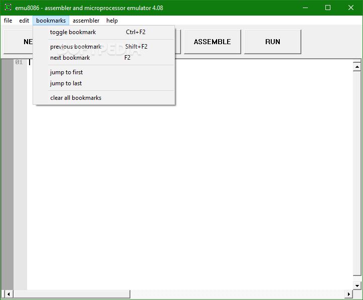 Download emu8086 4 08