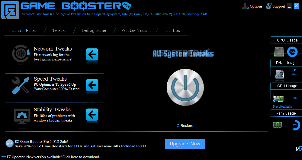 Download EZ Game Booster 1 6 3