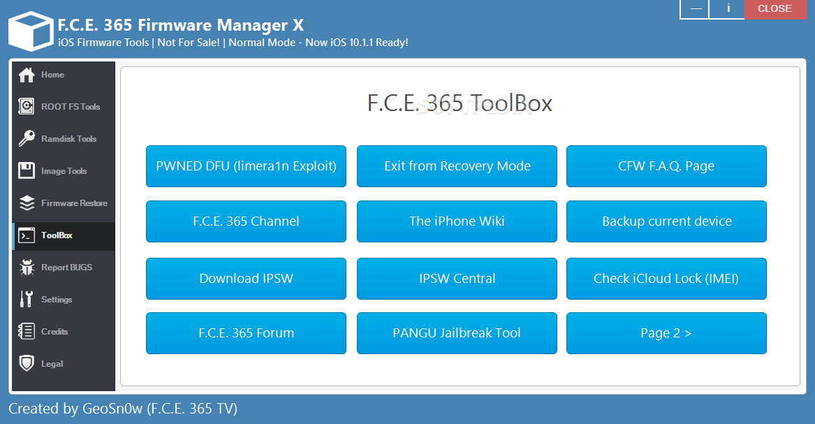 Download F C E  365 Firmware Manager 32 0 0 0