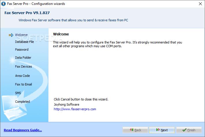 Download Fax Server Pro 9.6.0408