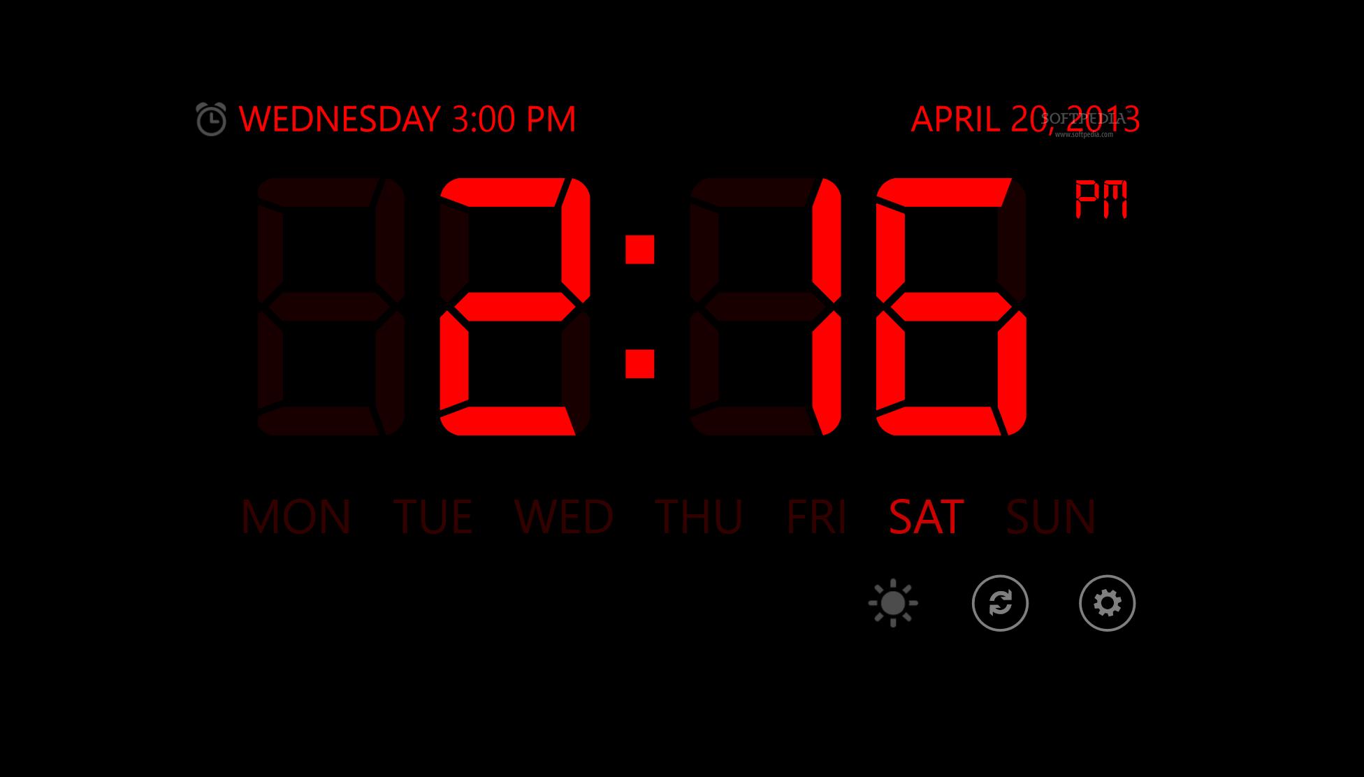 Windows Alarm Clock