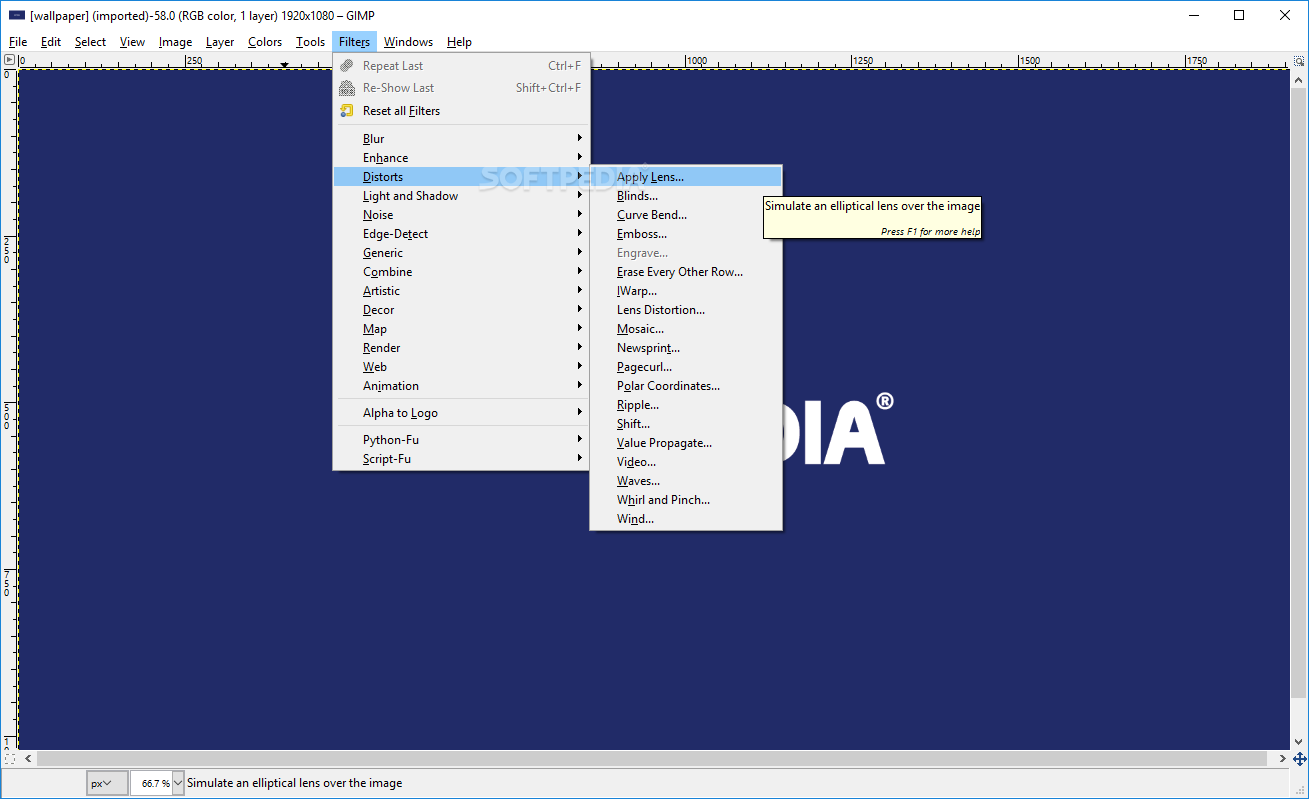The Free & Open Source Image Editor