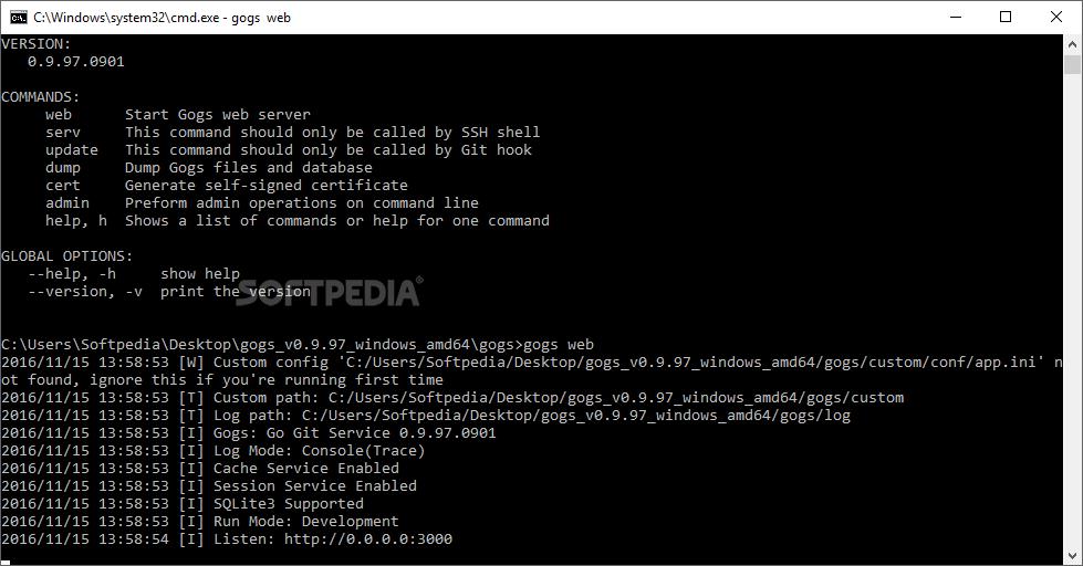 Download Gogs - Go Git Service 0 11 91