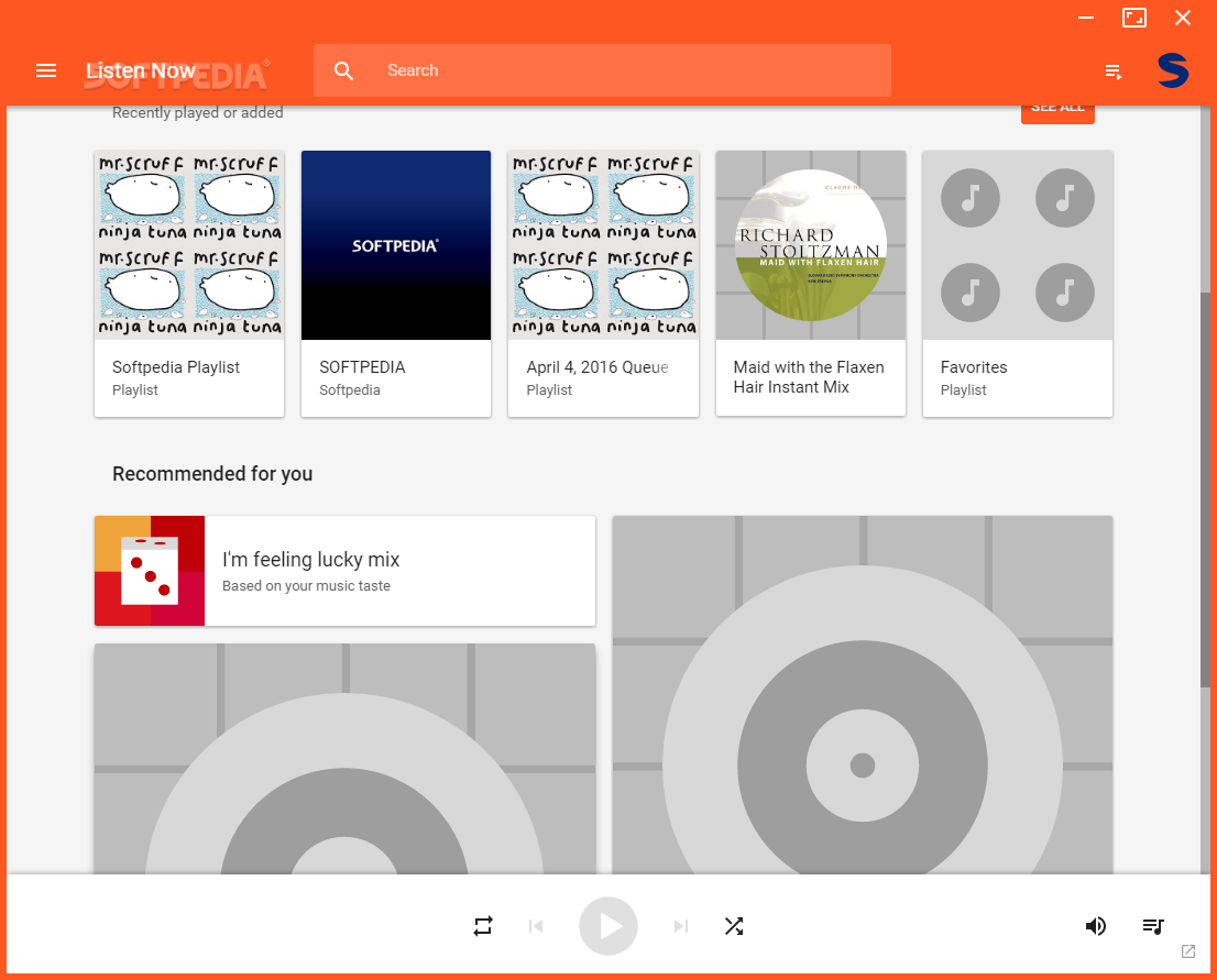 Download Google Play Music Desktop Player 4 6 1