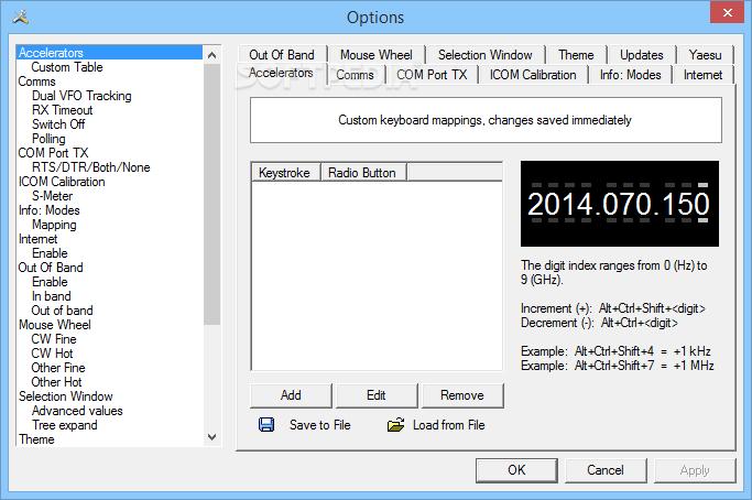 Download Ham Radio Deluxe 6 6 0 Build 237