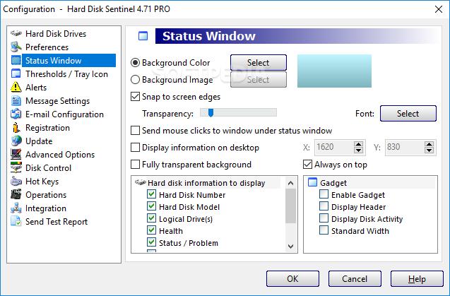 hard disk sentinel 5.40 serial key