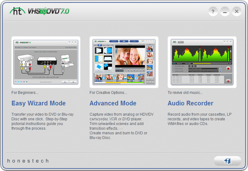 vhs to dvd 3.0 deluxe software download