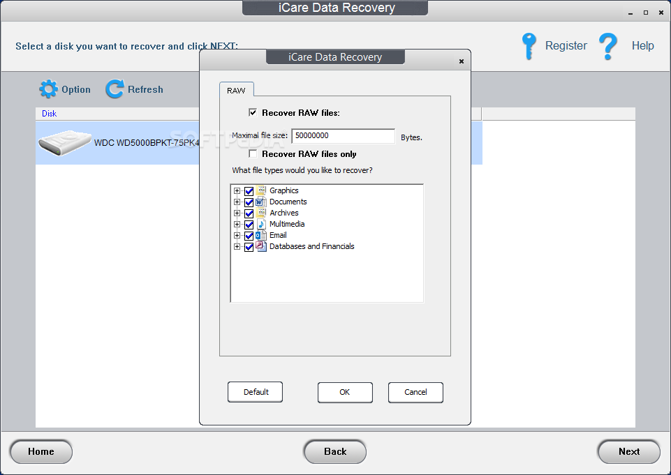 icare data recovery software 3.8 2 software serial key free download