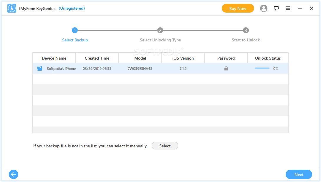 Download iMyFone KeyGenius 2 0 0