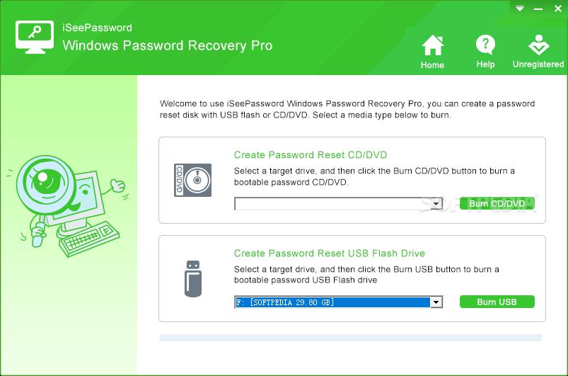iseepassword windows password recovery advanced crack