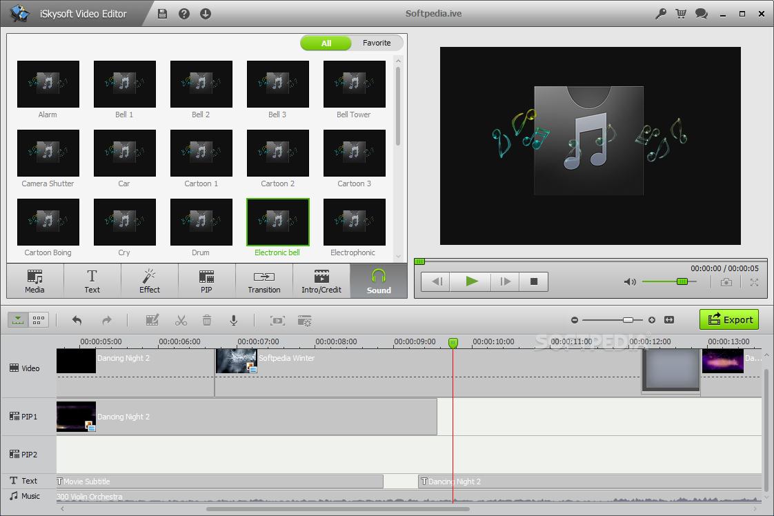 iskysoft video editor crack file download