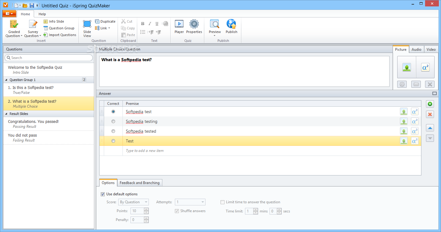 iSpring Suite screenshot 10