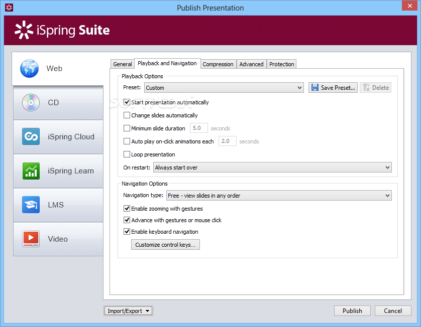 iSpring Suite screenshot 6