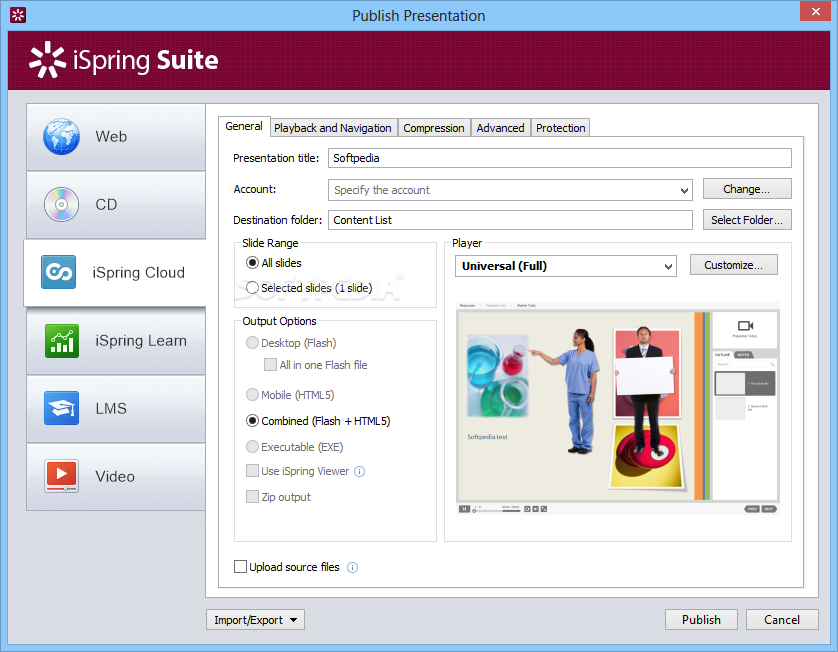 iSpring Suite screenshot 8