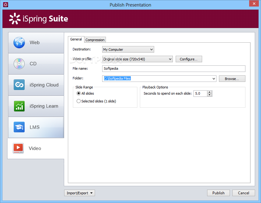 iSpring Suite screenshot 9