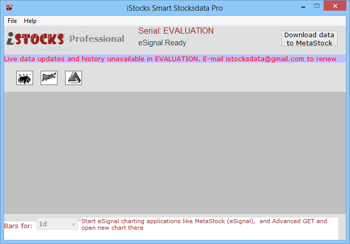 Download iStocks Smart Stocksdata Pro 12 3