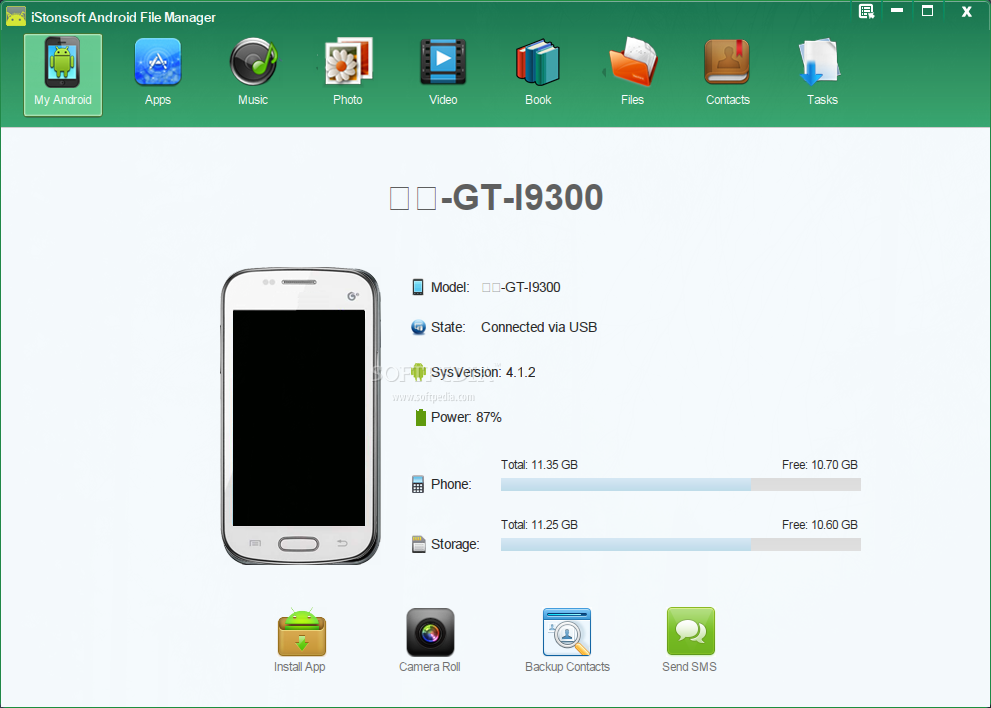 Download iStonsoft Android File Manager 5 4 3