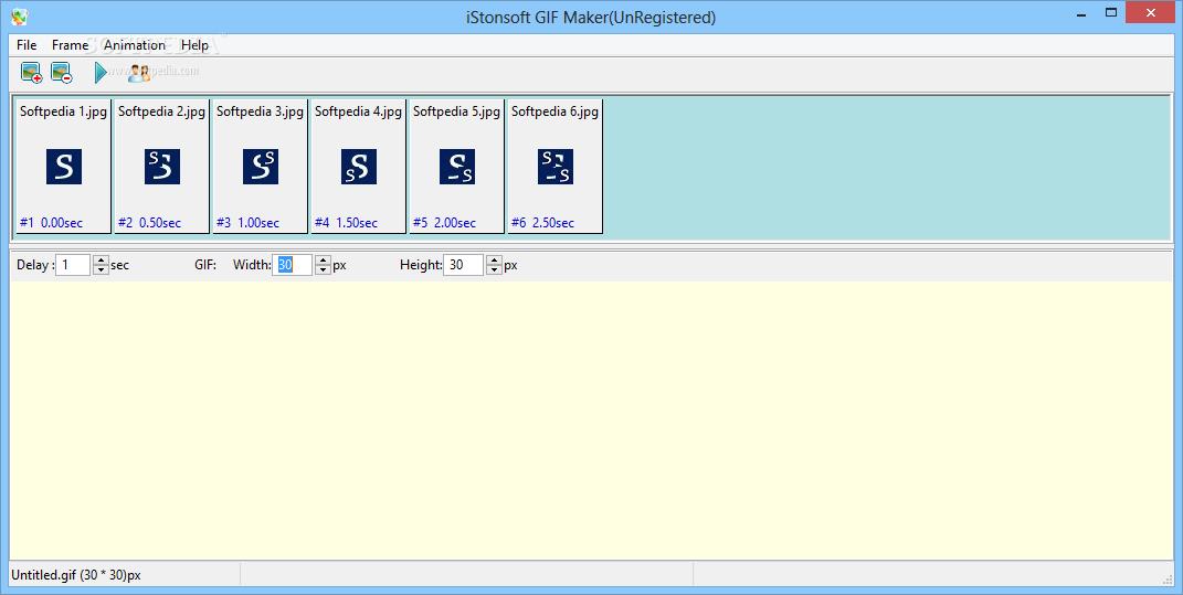Download iStonsoft GIF Maker 1 0 82
