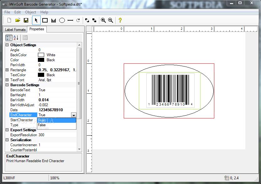 Download iWinSoft Barcode Generator 1 2 4 1