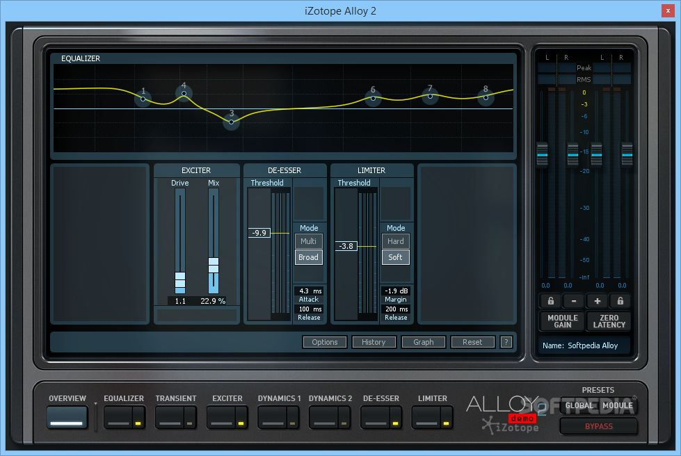 Download iZotope Alloy 2 04