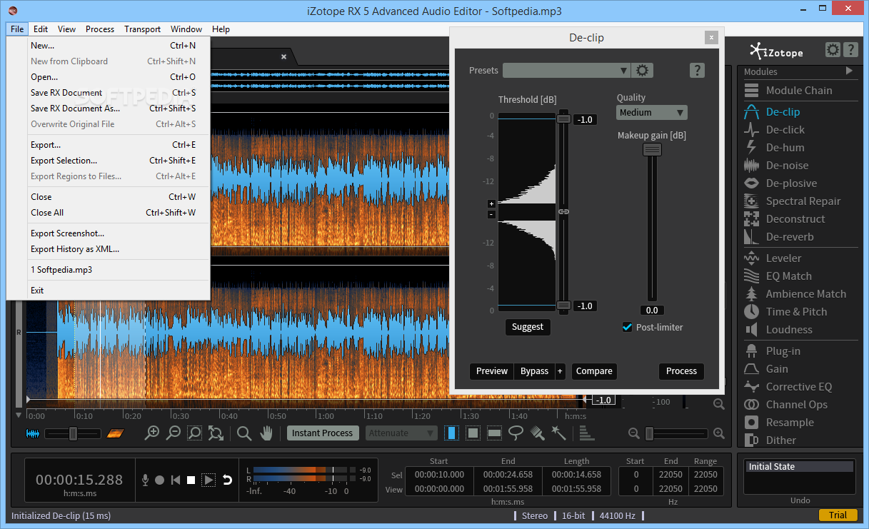 Izotope Rx 6 Audio Editor Advanced For Mac - vsgenerator's blog