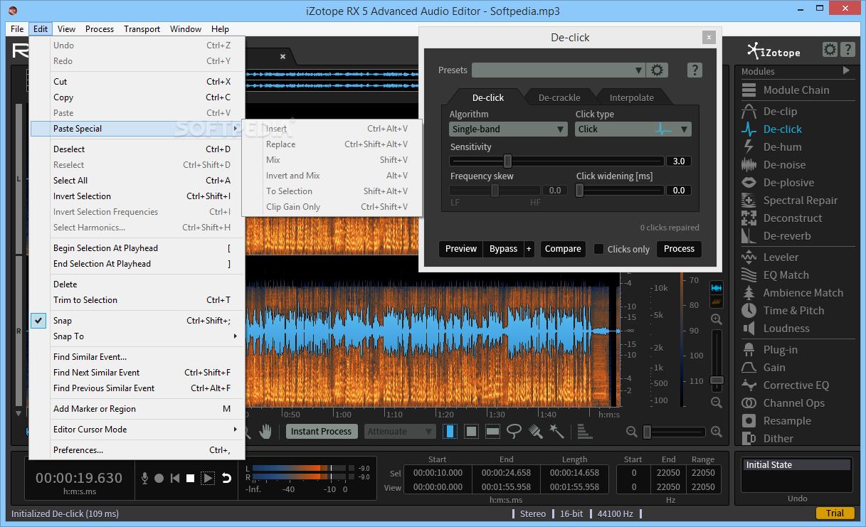 Izotope rx 6 audio editor advanced 6 10 | iZotope RX 7 Advanced