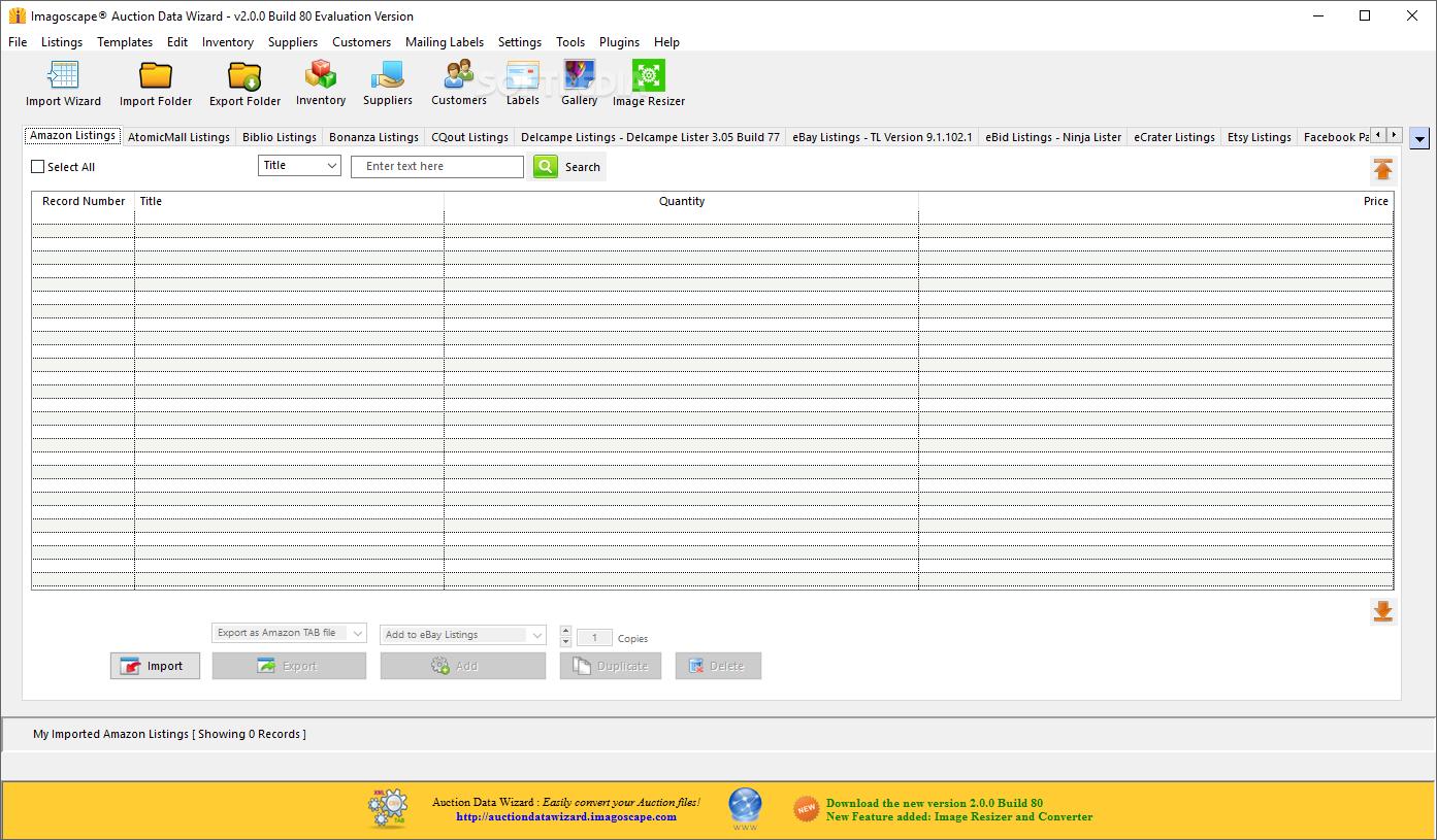 Download imagoscape auction data wizard 22144 build 124 maxwellsz