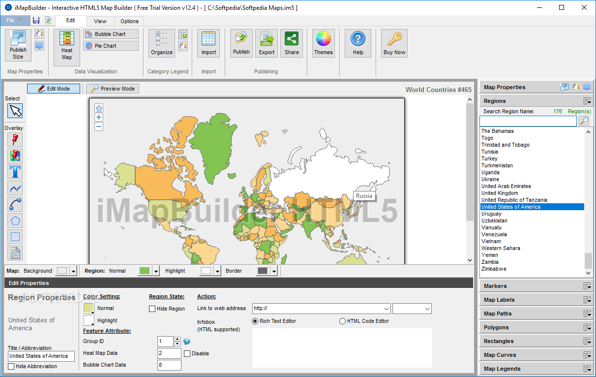 Download iMapBuilder Interactive HTML5 Map Builder 12.7 on housing maps, google maps mania, map software for os x, maps of the world, map captain, maps on us, map creation freeware, map engineering company, map maker pro, map of amtrak through glacier park,